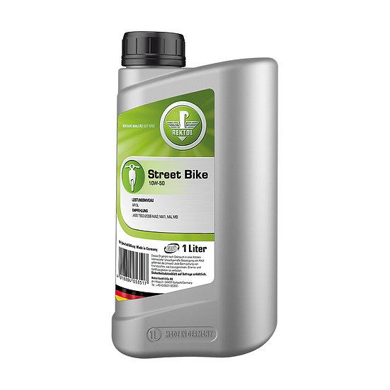 Rektol Street Bike 10W 50  1 Liter Flasche