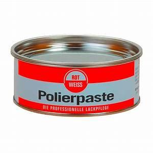 ROTWEISS Polierpaste silikonfrei 200 ml Dose