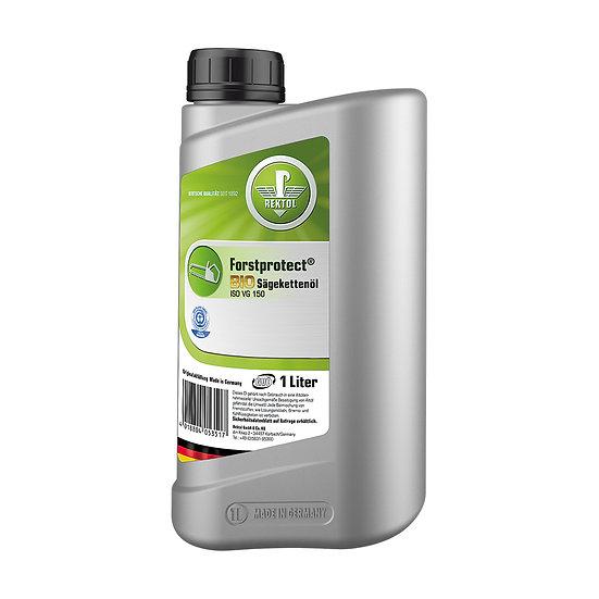 Rektol Forstprotect Bio Sägekettenöl 1 Liter