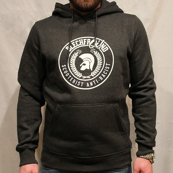 BlechfrOi!nd Scooterist Hoodie