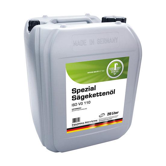 Rektol Spezial Sägekettenöl 20 Liter Kanister