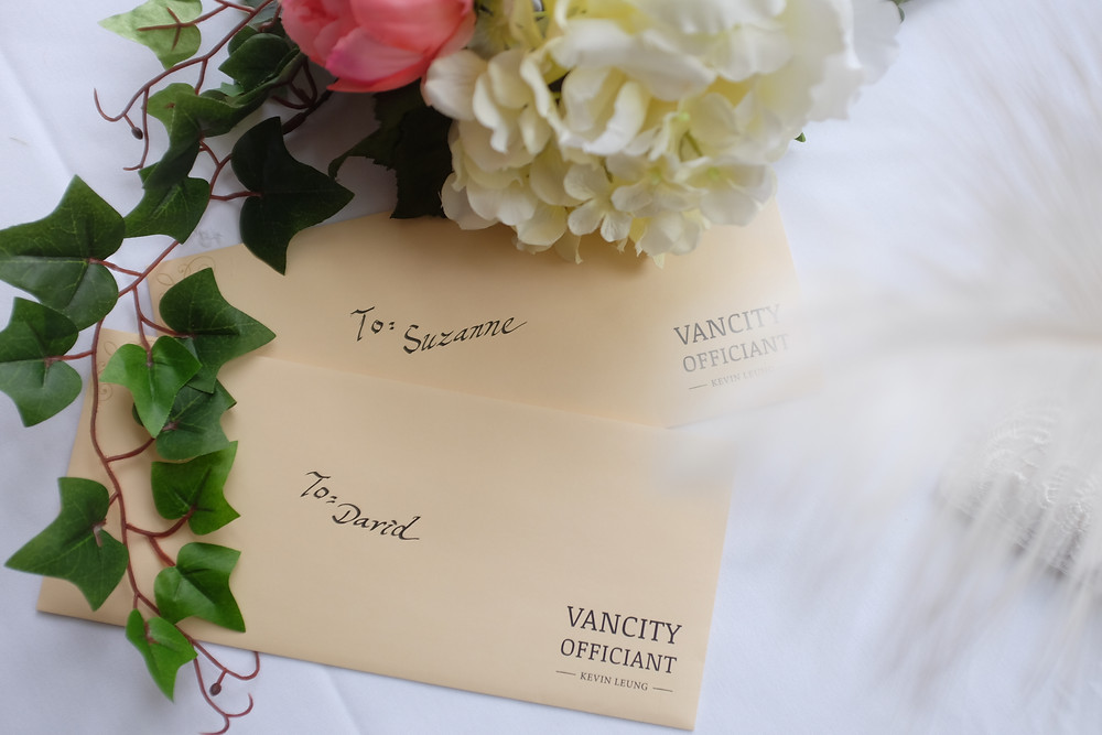 Love Letter Ritual Vancity Officiant