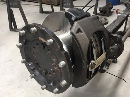 PE brake discs