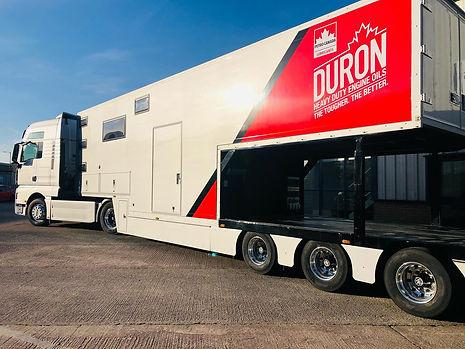 T Sport Bernau Race Trailer Truck Racing
