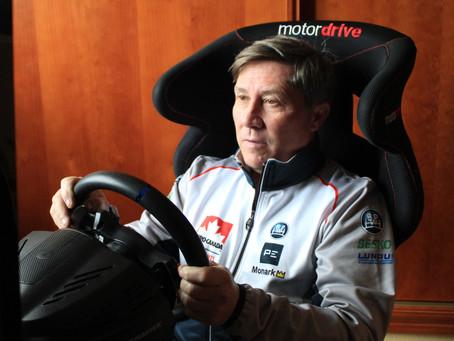 Sim Racing at Nürburgring