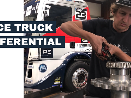 Race Truck Differential