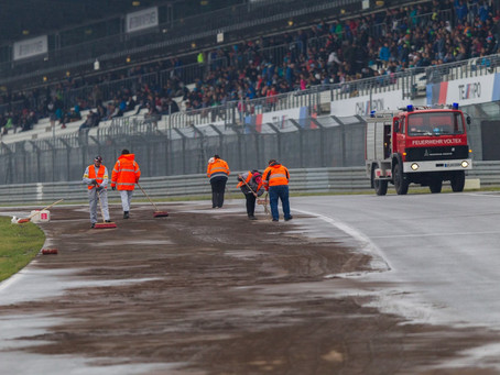 Last race at Nürburgring has been cancelled