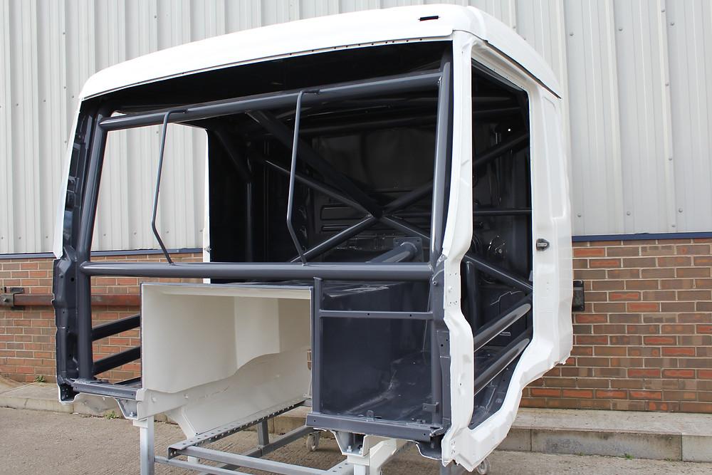T Sport Racing Race Truck Cabin