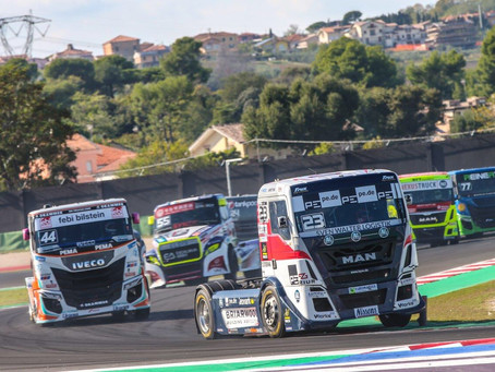 Fantastic second race at Misano