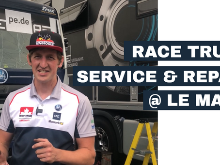 Le Mans Service and Repair Video