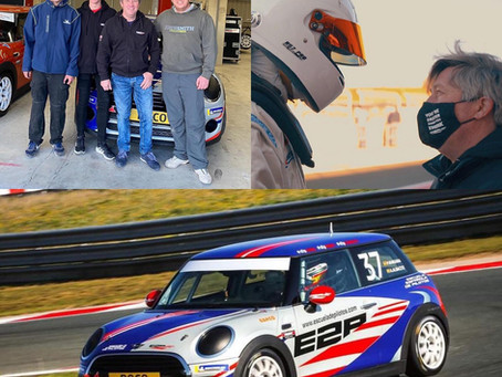 Antonio Albacete helps young drivers