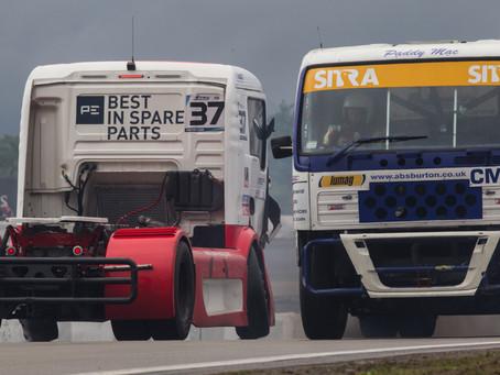 Truck Grand Prix Action