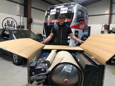 PE Parts Delivery