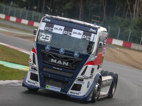 Successful testing at Zolder