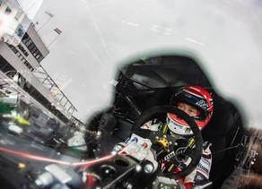 Antonio Albacete getting ready to race!