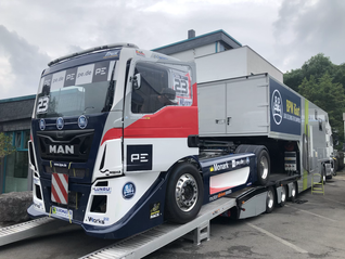 Truck Grand Prix Nürburgring- we are ready!