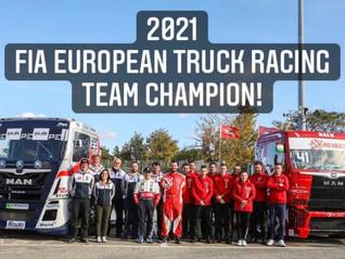2021 FIA TEAM CHAMPION