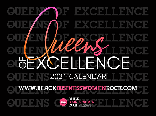 BBWR 2021 Calendar