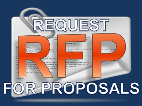 RFP Bid Proposal