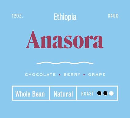 Ethiopian Anasora