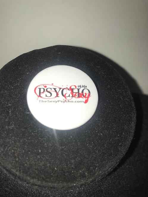 Sexy Psycho Flare Pin