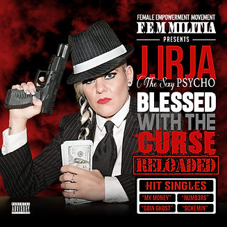 Blessed With The Curse RELOADED Cover.jp