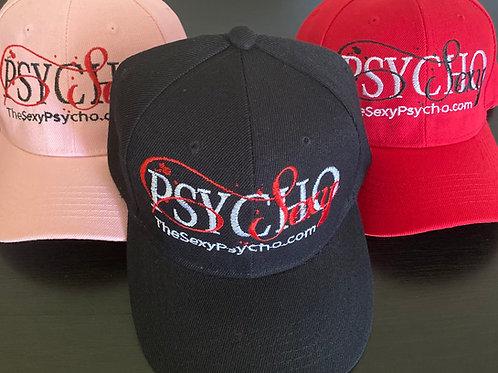 Sexy Psycho Baseball Caps