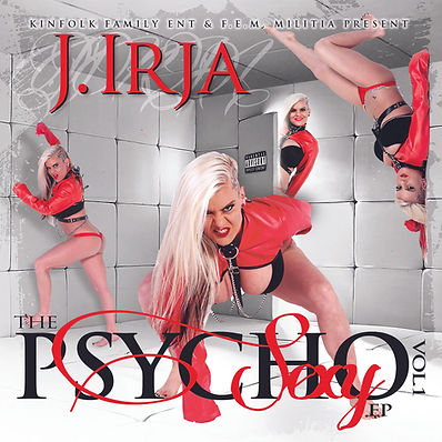 The Sexy Psycho EP vol 1 front Cover.jpg