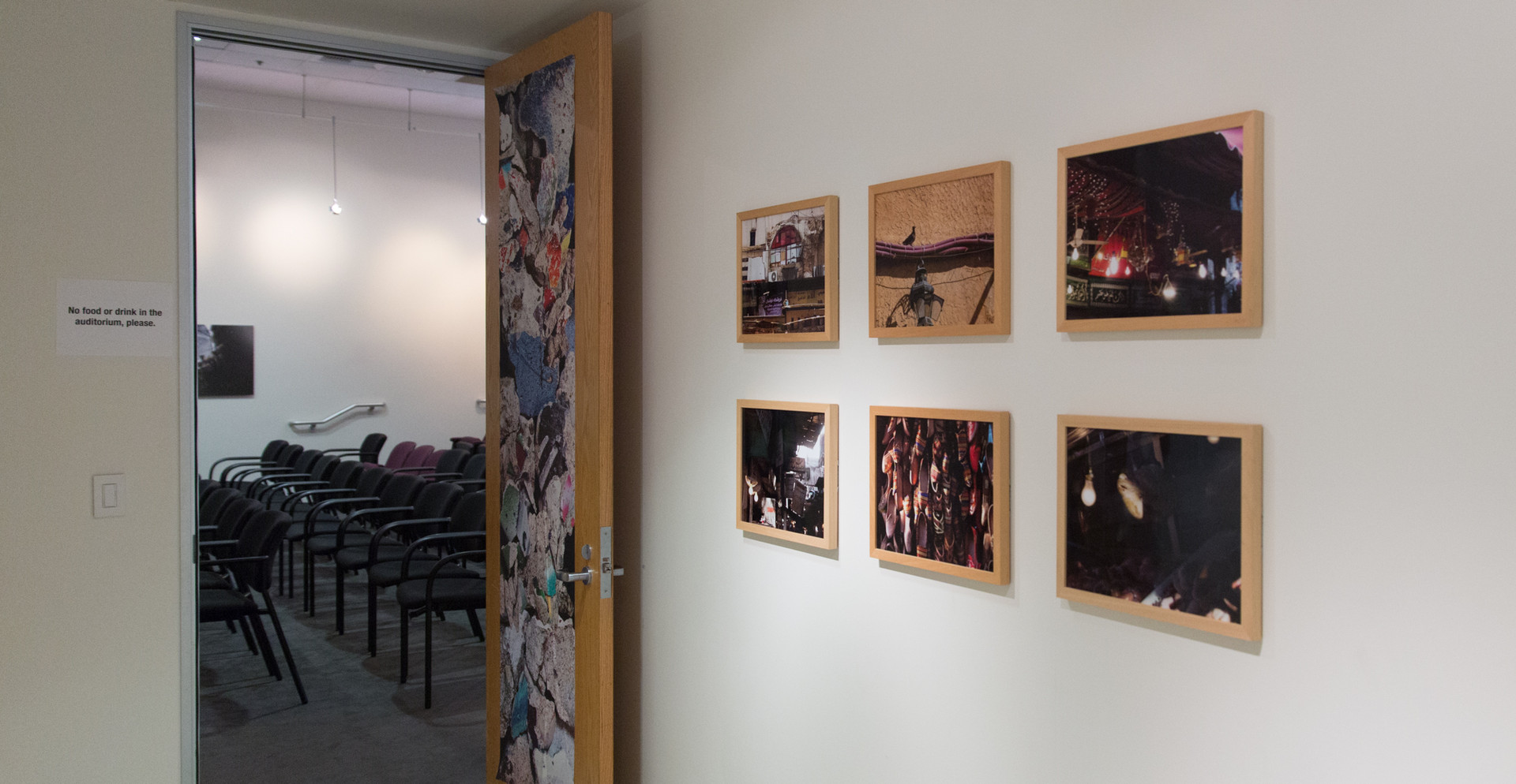 ity lights - Damascus 2011, Goethe Institute, Los Angeles, USA