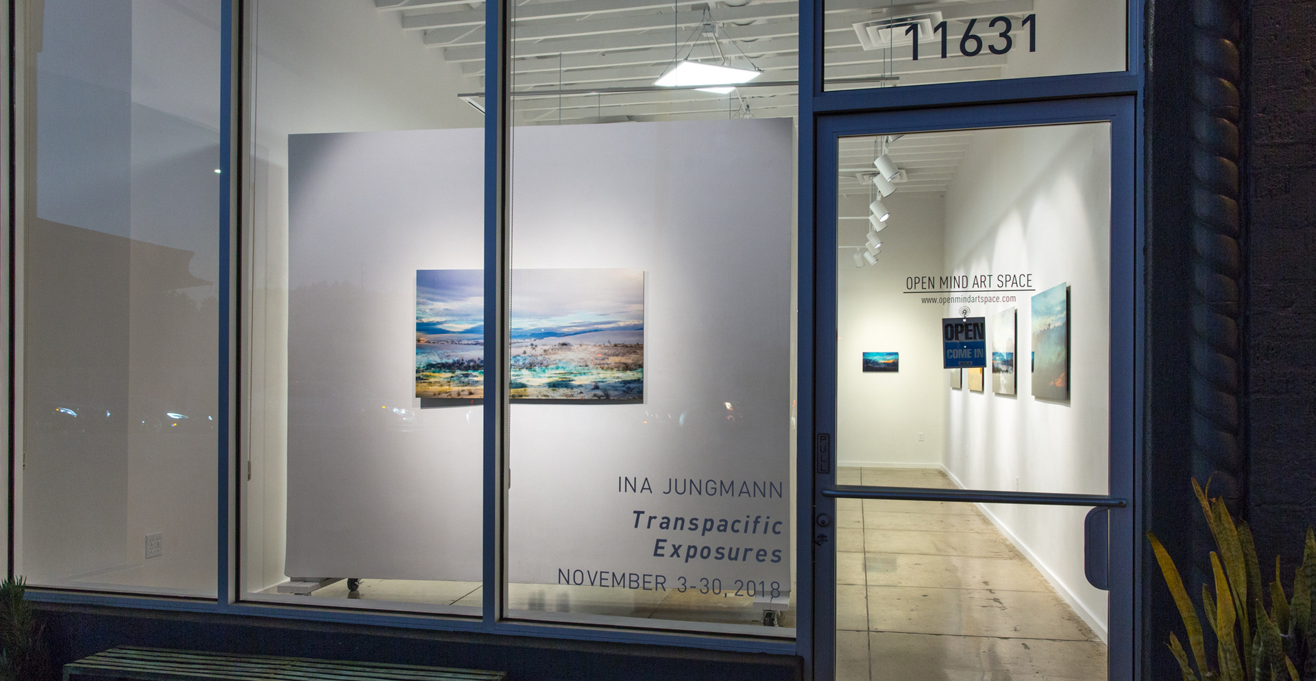 Transpacific Exposures, Open Mind Art Space, Los Angeles, USA