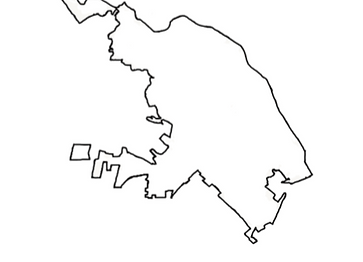 Juárez Map and Population