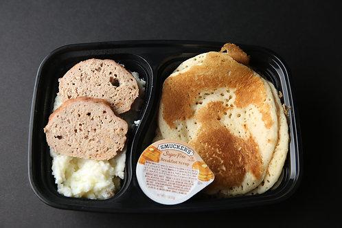 Protein Pancake with Egg White