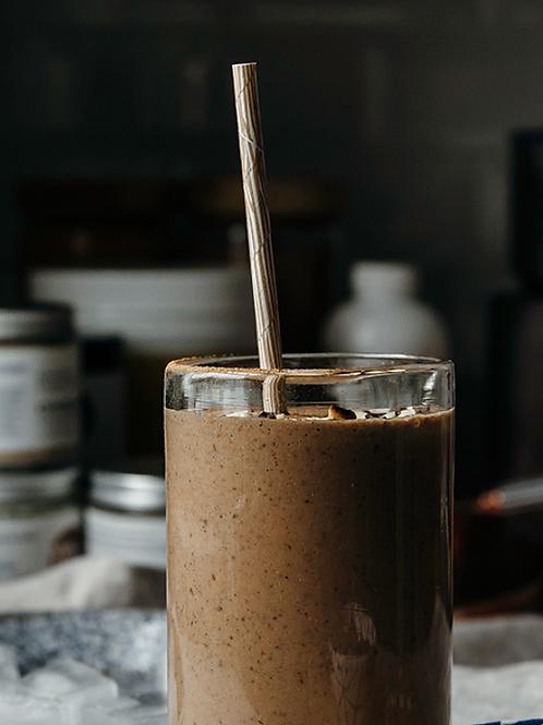 Hazelnut Espresso Shake - 20oz