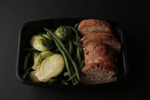 Turkey Sausage and Veggies