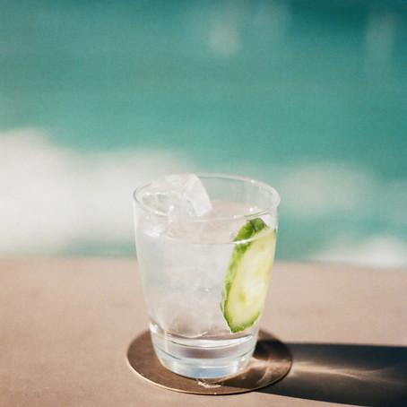 CBD Infused Gin & Tonic
