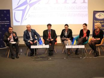 Участь студентів Центрально-Європейського Університету в міжнародній конференції «Протидія інформаці