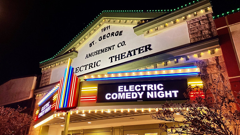 Electric Comedy Presents