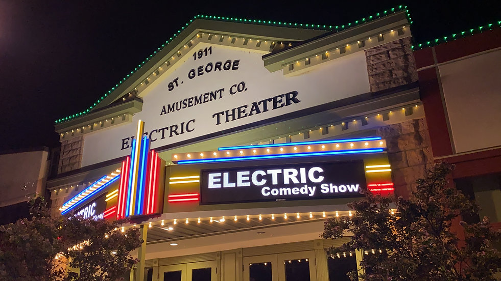 Electric Theater Comedy
