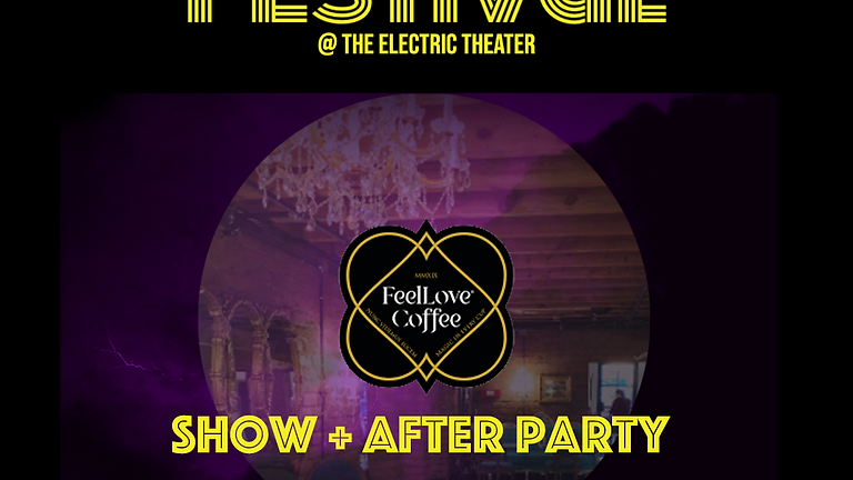 Laugh & Drink Show + After Party
