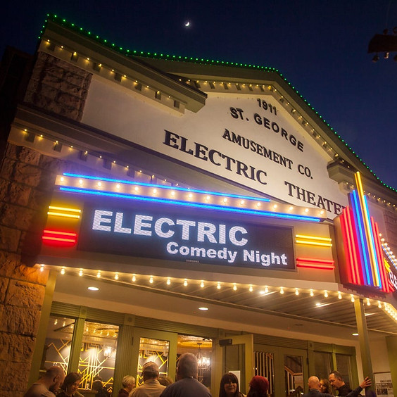 Electric Comedy August 7th