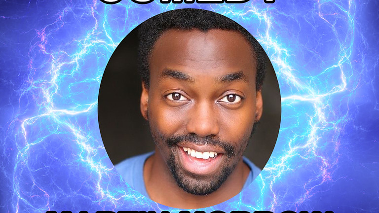 Electric Comedy Presents Martin Morrow