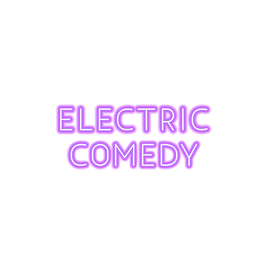 Electric Comedy Neon Text Trasnparent.png