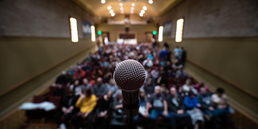 Electric Comedy Showcase