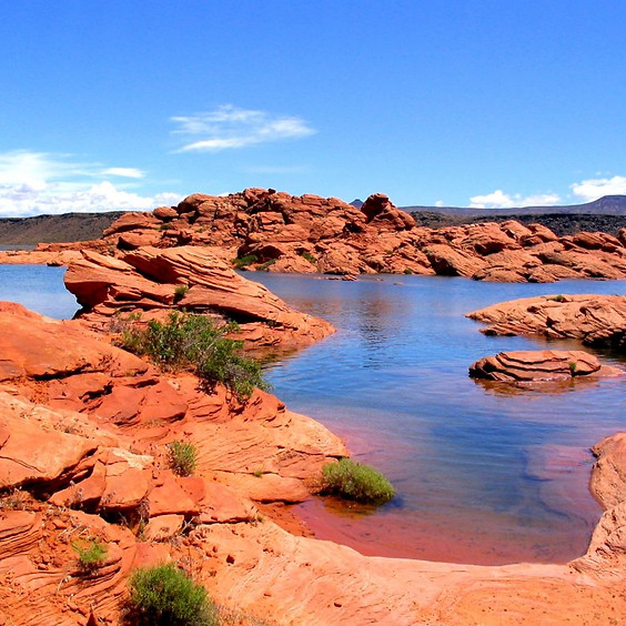 Sand Hollow Lake Day