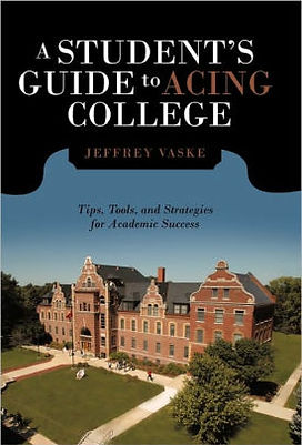 A Student's Guide to Acing College - Ima
