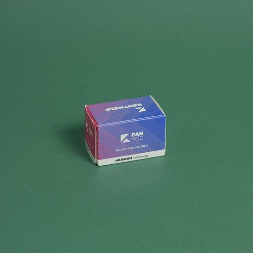 Kentmere 400 35mm (36 Exposures)