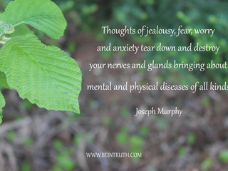 Are your thoughts impacting you negatively?