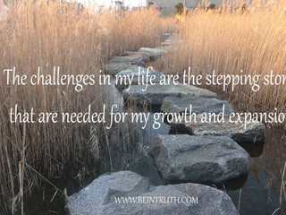 Challenges Do Not Have To Be Negative.