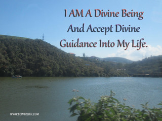 You Are A Divine Being!