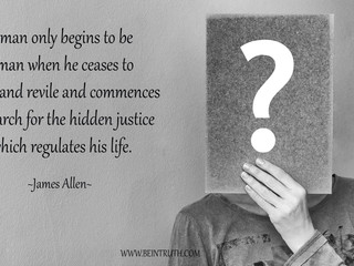 Have You Found Justice?